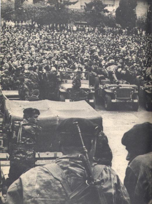 charivari,revolte,centurion,insurection,avril 1961,algerie, francaise