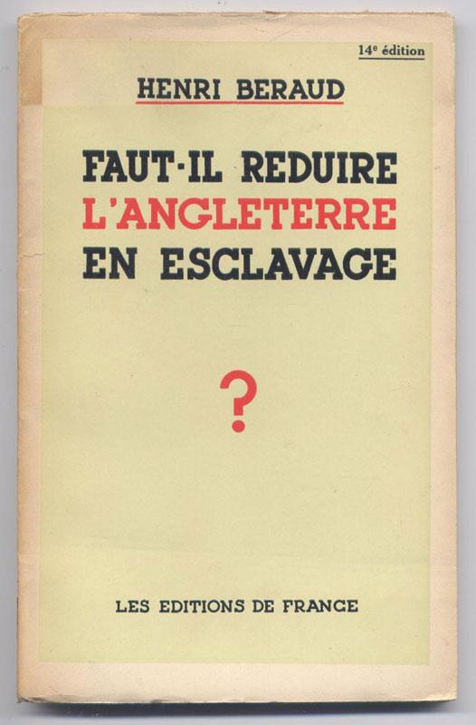 Enfin des révélations sur www.histoire-memoires.com - Librairie on-line - Marseille