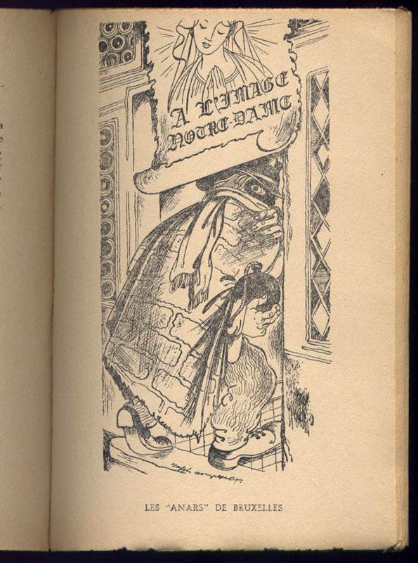 Pierre Antoine Cousteau : mines de rien, illustrations de Ralph Soupault