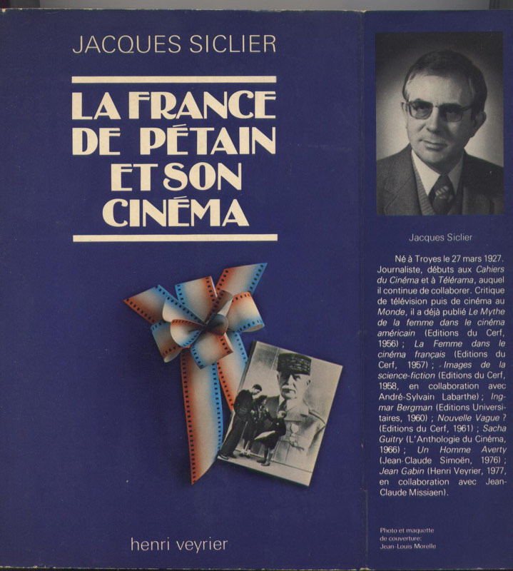 Una analyse film par film des films sortis du 13 aout 1940 au 23 mai 1944, fictions francaises tournées par 81 réalisatuers, dont 19 seulement étaient nouveaux.
