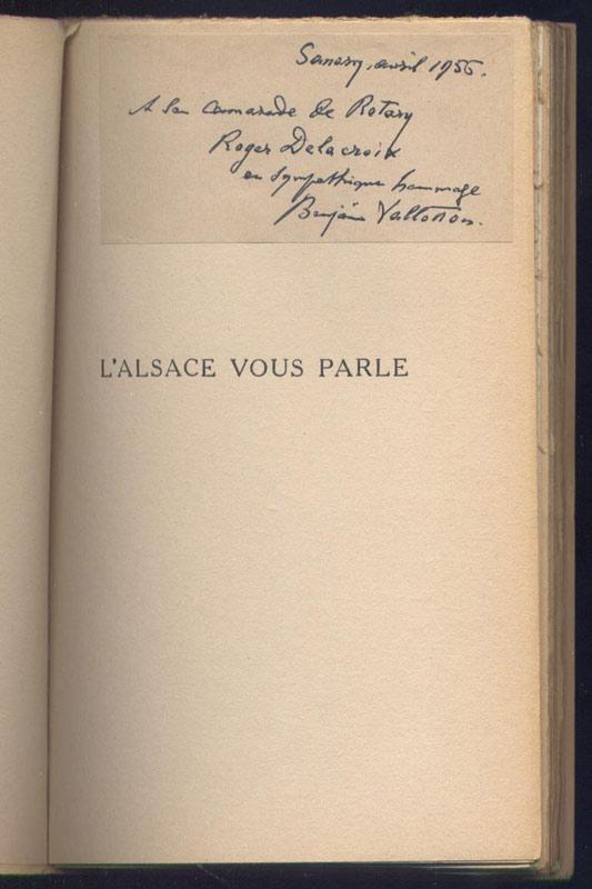 Par l'auteur de : Fascistes et Nazis en Provence  en vente sur www.histoire-memoires.com/valloton.htm