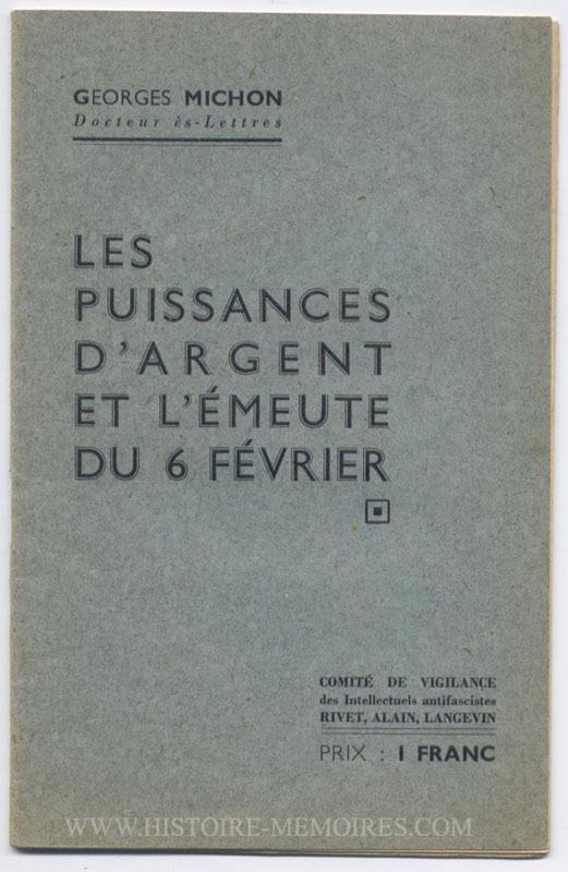 Rare brochure du CVIA complété de son bulletin d'adhésion