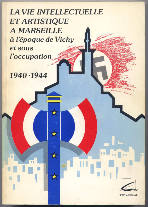 guiraud, marseille,vie  artistique, vichy, occupation, 1940-1944
