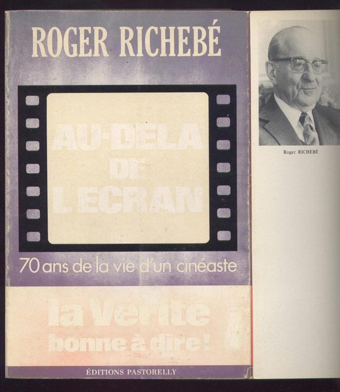 richebe, marseille, artiste, cineme, vichy, occupation, 1940-1944,collaboration passive,ecran