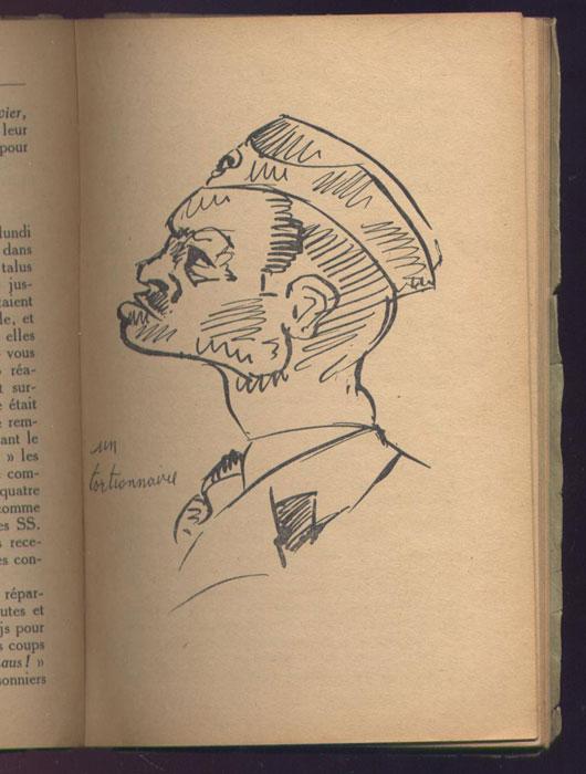Marbaix Edgard, Breendonck-la-mort, Ed. P. de Myttenaere 1944, dessins de Wilchar, c'est le récit de l'incarcération de Edgard marbaix au camp de concentration  de Breendock-lez-Willebroeck, Anvers, Belgique