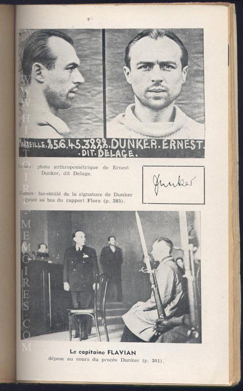 les très rare photos de Dunker/Delage et de sa maitresse : Blanche Guieu née Nicolaï