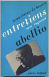 Raymond Abellio est le pseudonyme de Georges  SOULES du M.S.R. où il est Lieutenant de Deloncle.