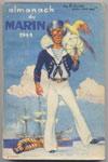 160 pages + Nombreuses photos noir et blanc en Hors-Texte non paginé, livre en tbe,60 € en vente sur www.histoire-memoires.com/1944-almanach-du-marin.htm