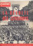 Collection Pour la mémoire et pour l'Histoire,le charivari,revolte,centurion,insurection,avril 1961,algerie, francaise