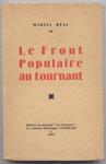 Pierre de BOISDEFFRE : Les fins dernières - library on-line - Marseille : www.histoire-memoires.com/deat-le-front-populaire-au-tournant.htm