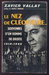 Xavier Vallat prend, fin mars 1941, la tête du Commissariat général aux questions juives, nouvellement créé. Il développe la politique antisémite de Vichy, prenant notamment en charge le second statut des juifs et leur recensement le 2 juin 1941 ainsi que la loi du 22 juillet 1941 qui organise l'appropriation des biens juifs par l'état français